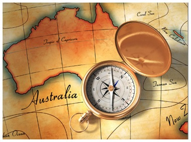We can help you find the way to Australia